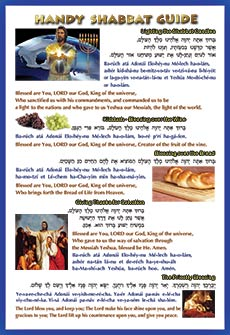 Priestly Blessing Poster