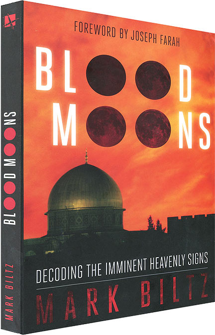 Blood Moons Book - by Mark Biltz